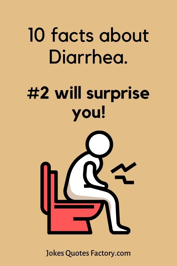 10 facts about Diarrhea