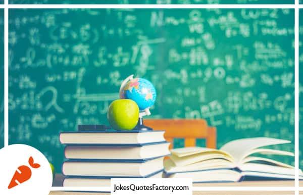 What do you get if you cross a maths teacher and a clock?