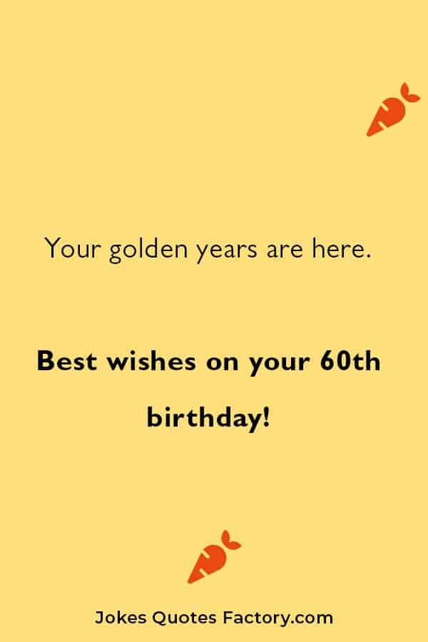 Golden Jokes for Birthdays