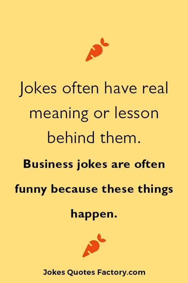 hilarious business jokes