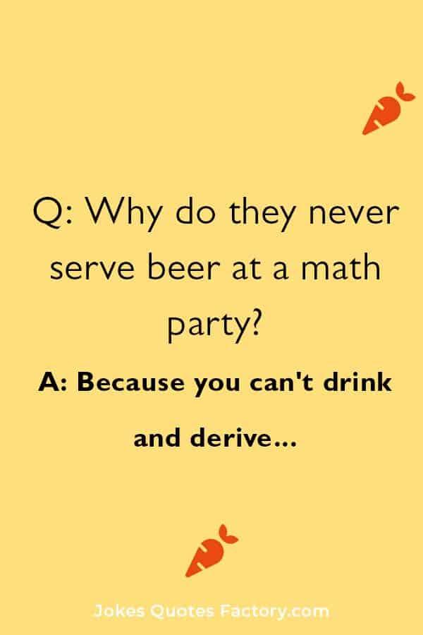 silly calculus math jokes