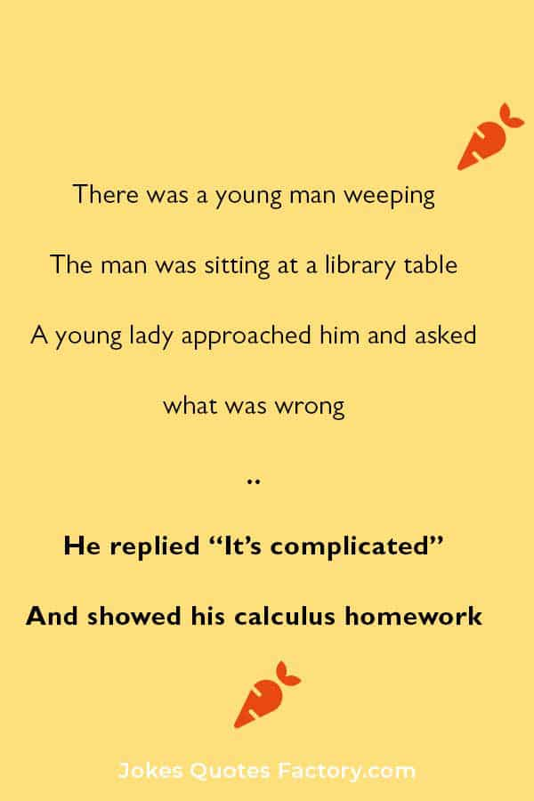 calculus funny jokes