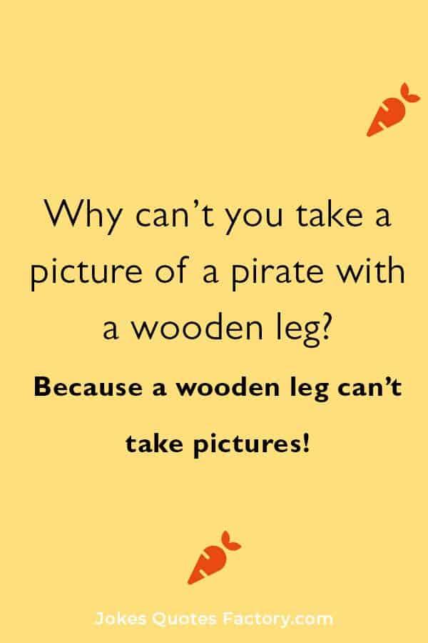 very funny pirate jokes