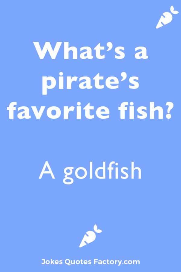 cheesy funny pirate dad jokes