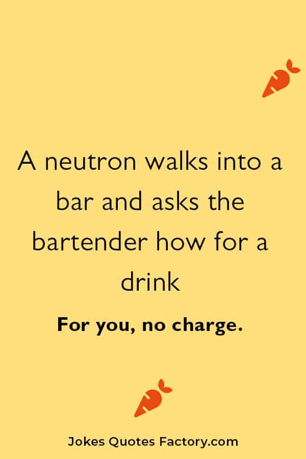 hilarious and funny science jokes
